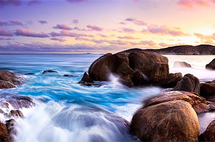 Breathtaking Landscape Panoramics by Kirk Hille