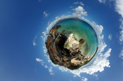 10 Examples of Stereographic Planets