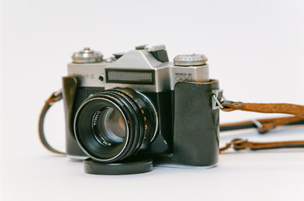 The Zenit E : Film Star or Russian Brick?
