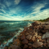 Sky, Sea and Stones