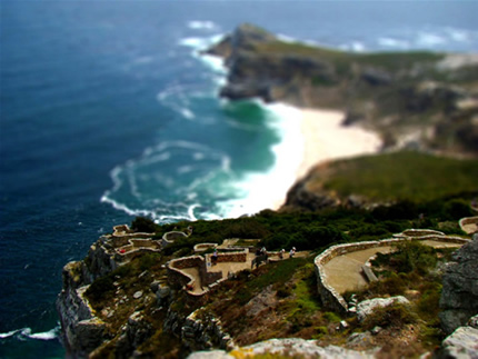 Cape of Good Hope by elkenoda