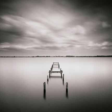 Broken Jetty at Lough Neagh
