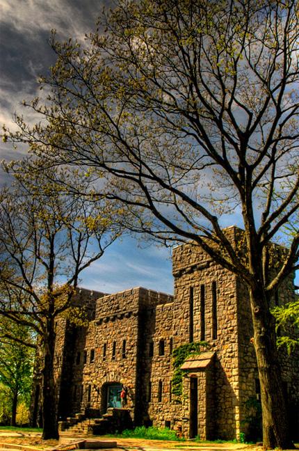Castle by shuttermonkey